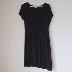 New Black Old Navy Dress